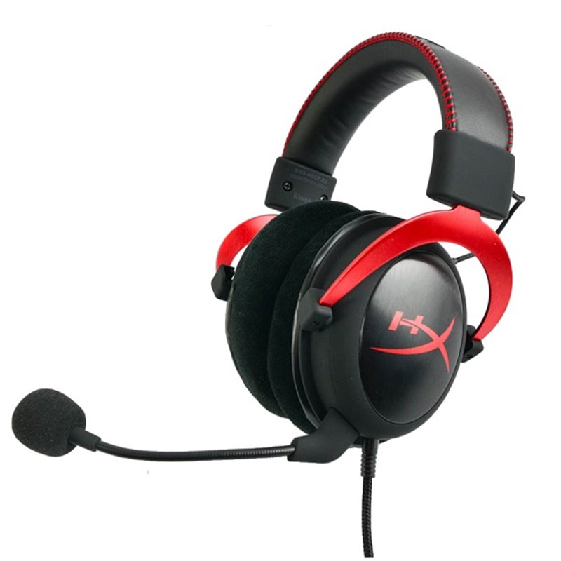 dbab615f74c Mega Computer Systems - Computers, Laptops Sales & Service Canada - Kingston  HyperX Cloud II Pro Gaming Headset Red (KHX-HSCP-RD) - Xbox One/PS4